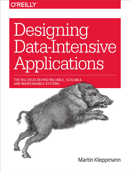 Book: Designing Data-Intensive Applications: The Big Ideas Behind Reliable, Scalable, and Maintainable Systems by Martin Kleppmann