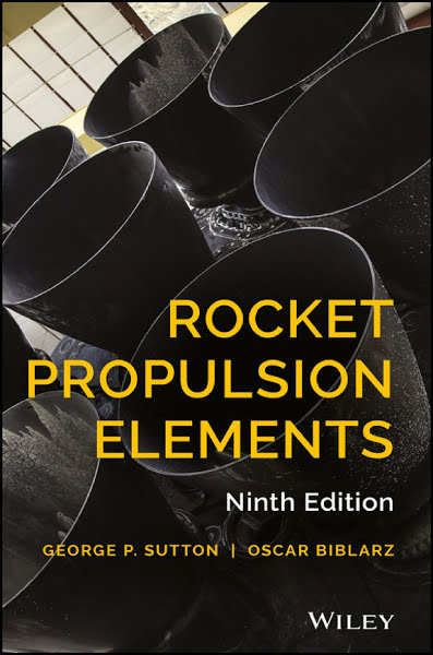 Rocket Propulsion Elements by George P. Sutton