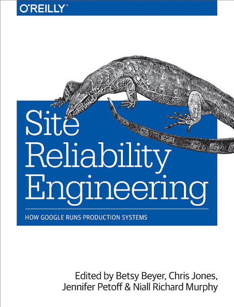 site reliability engineering by richard murphy