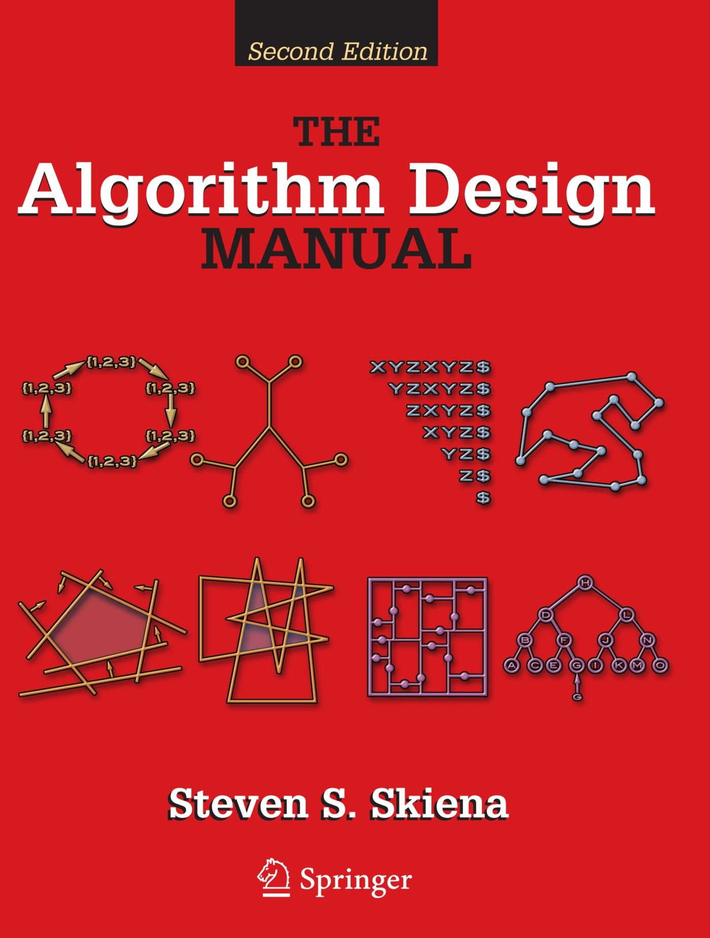 Book: The Algorithm Design Manual by Steven S. Skiena