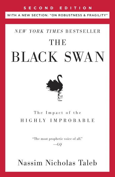 Book: The Black Swan: The Impact of the Highly Improbable by Nassim Nicholas Taleb