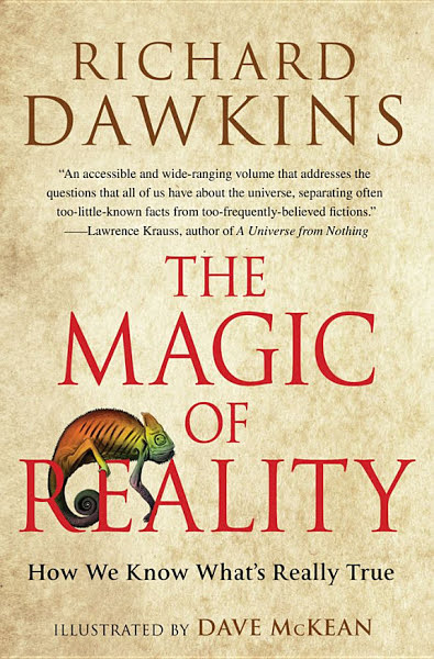 Book: The Magic of Reality: How We Know What's Really True by Richard Dawkins