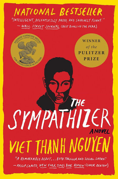 Book: The Sympathizer: A Novel by Viet Thanh Nguyen