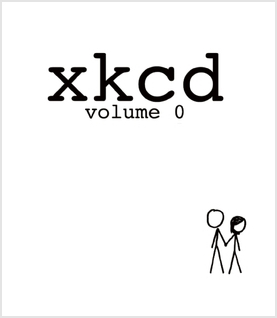 Book: xkcd: volume 0 by Randall Munroe