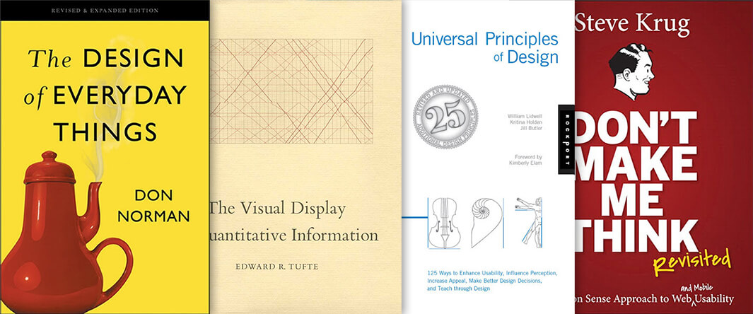 Essential Books in UX Design by BooksLegit Team