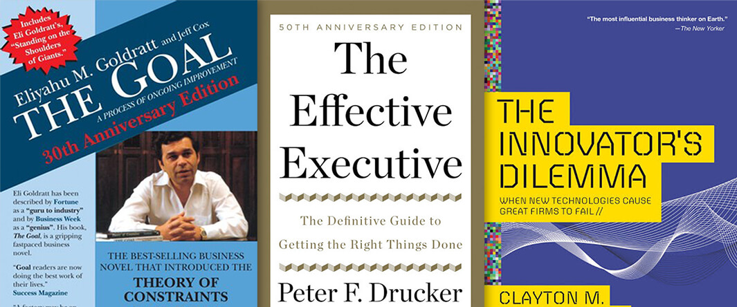 Amazon Executive Reading List by Jeff Bezos